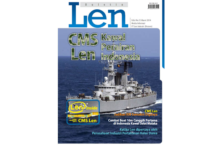 Bulen 15 14  Buletin Len No.15 (Awarded in BIMA Award 2014) Bulen 15 14