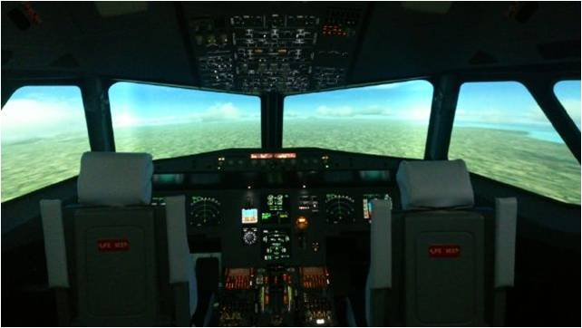 A320 Flight Training Device  A320 Flight Training Device A320 Flight Training Device