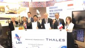 MoU Signing Len-Thales Innotrans 2018